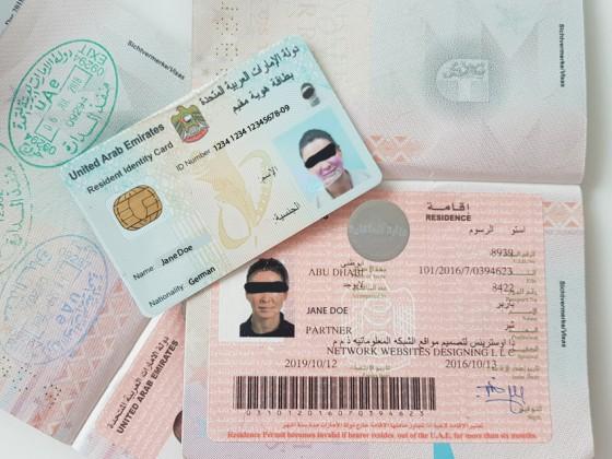 Residence Visa For Dubai And Abu Dhabi Living In The Uae